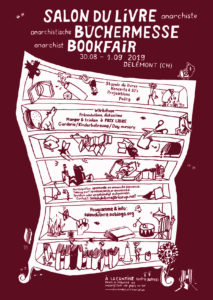 Salon du livre anarchiste / Anarchistische Büchermesse / Anarchist Bookfair
